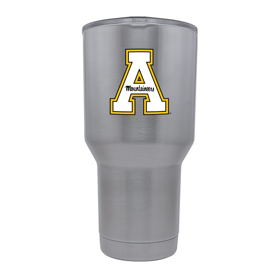 Appalachian State 30 oz Stainless Steel Tumbler