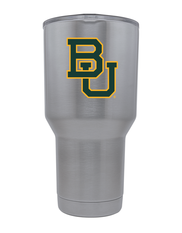 Baylor Bears 30 oz Stainless Tumbler