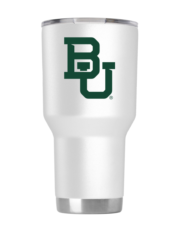 Baylor 30oz White