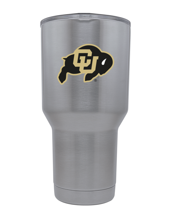 Colorado Buffaloes 30 oz Stainless Tumbler