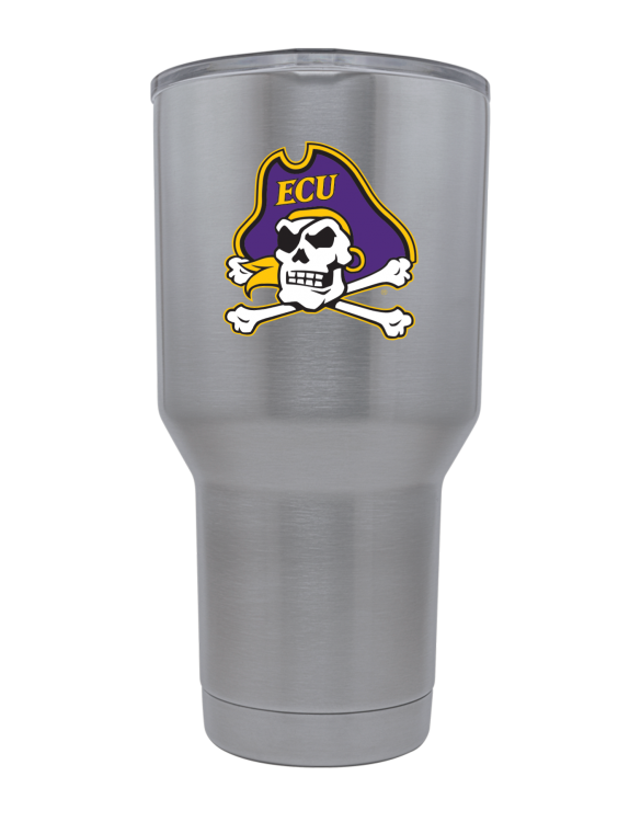 East Carolina 30 oz Stainless Tumbler