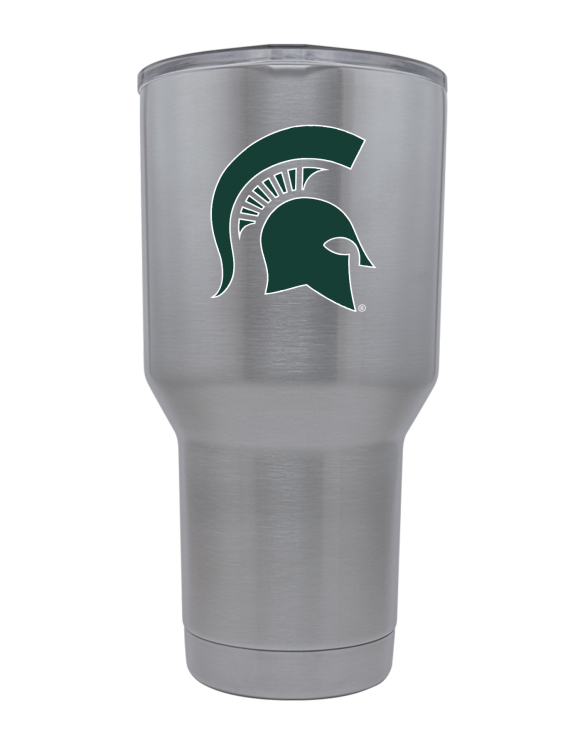 Michigan St. 30oz Stainless Steel Tumbler