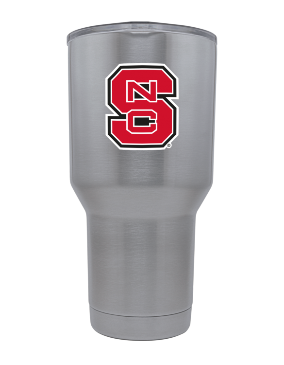 NC State 30oz Stainless Steel Tumbler