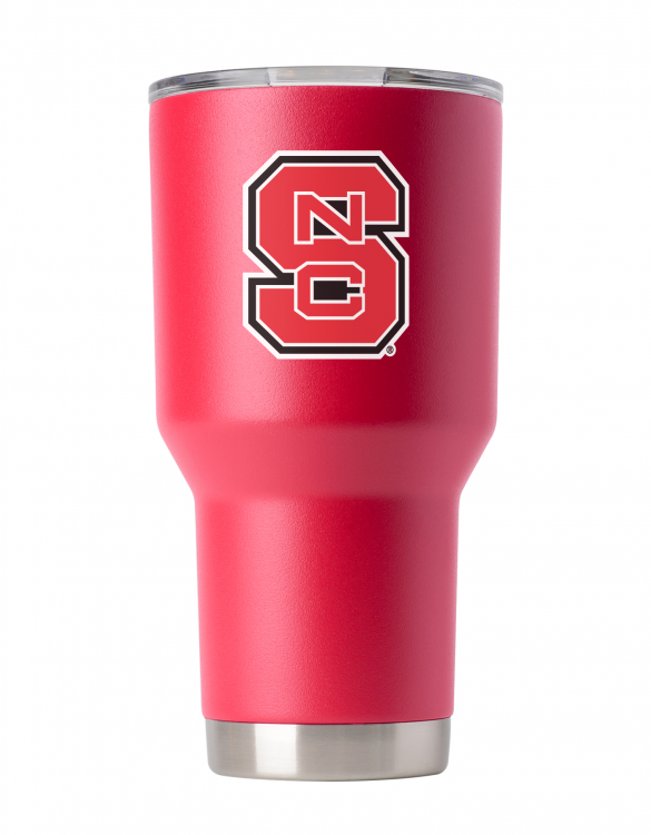 NCST 30oz Red Stainless Steel Tumbler