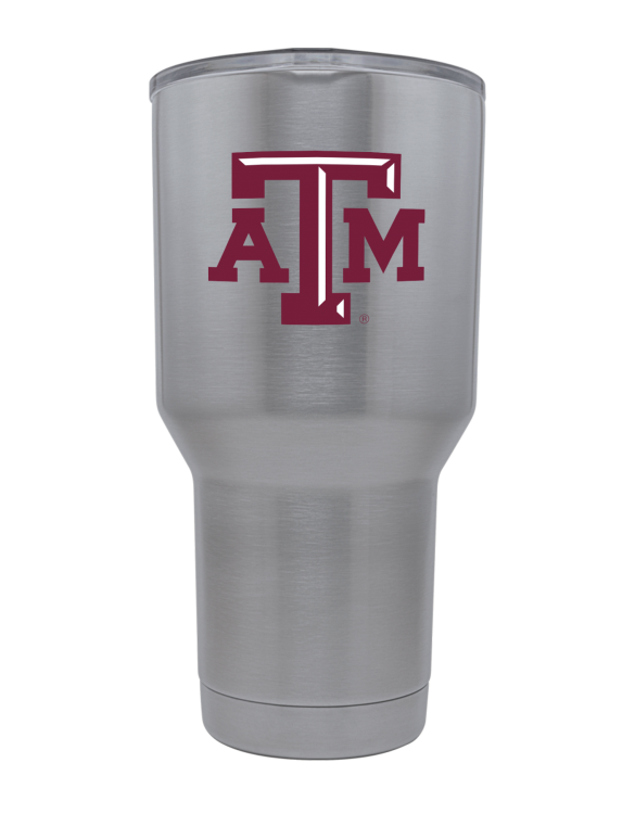 Texas A&M 30 oz Stainless Steel Tumbler