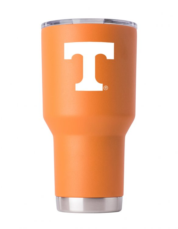Tennessee Vols 30 oz Orange Tumbler