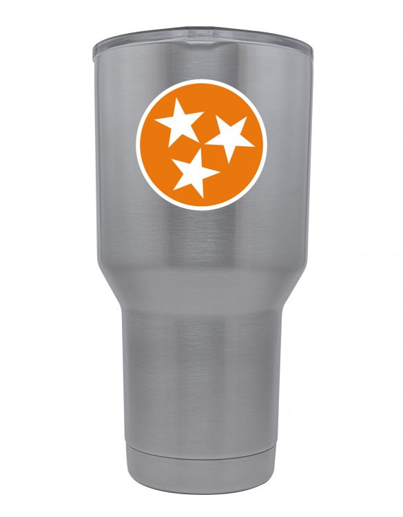 Tennessee State Traditions 30 oz Stainless Steel Tumbler