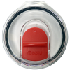 red 30 lid