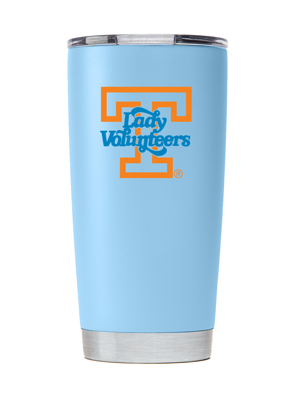 Tennessee Lady Vols 20 oz Seaside Blue Tumbler
