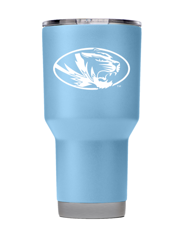 Missouri 30 oz Seaside Blue Tumbler