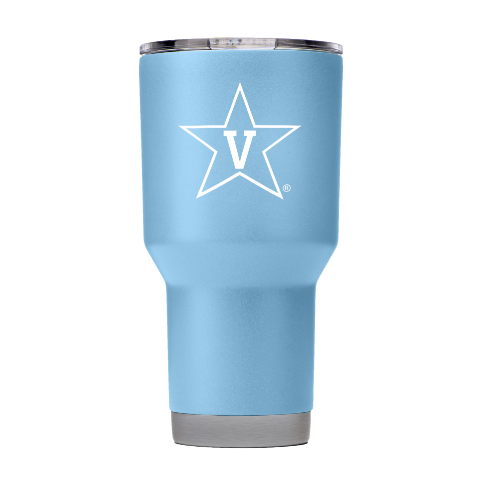 Vanderbilt 30 oz Seaside Blue Tumbler
