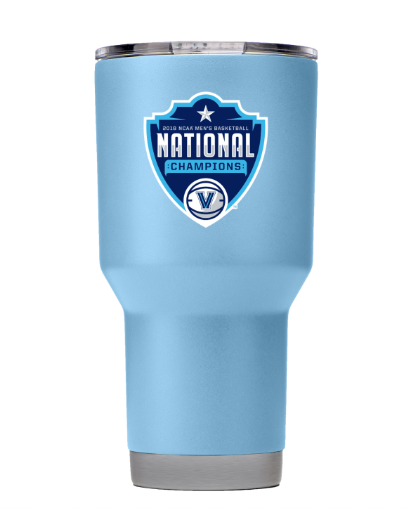 Villanova 30 oz Seaside Blue tumbler