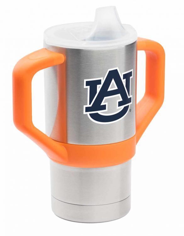 Auburn Tigers 8oz Sippy Cup Tumbler - Gametime Sidekicks