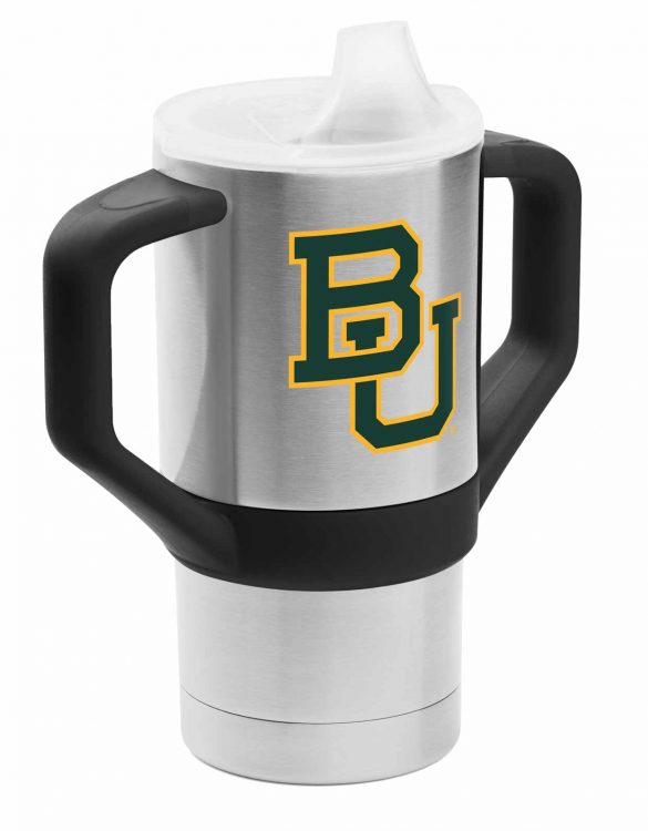 Baylor 8oz Sippy Cup Tumbler - Gametime Sidekicks