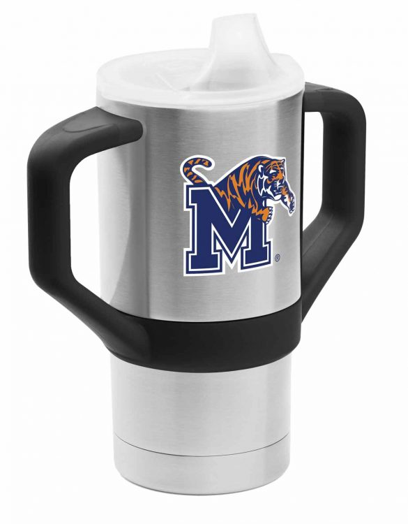 Memphis 8oz Sippy Cup Tumbler - Gametime Sidekicks